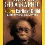 تصویر روی جلد شمارهای از نشریۀ نشنال جیاگرافیک که سلام را به ما شناساند